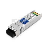 Picture of Brocade XBR-SFP10G1550-20 Compatible 10G CWDM SFP+ 1550nm 20km DOM Transceiver Module