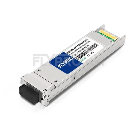 Picture of Extreme Networks C40 DWDM-XFP-45.32 Compatible 10G DWDM XFP 100GHz 1545.32nm 40km DOM Transceiver Module