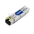 Picture of Dell SFP-GE-BX120D-1550 Compatible 1000BASE-BX BiDi SFP 1550nm-TX/1490nm-RX 120km DOM Transceiver Module