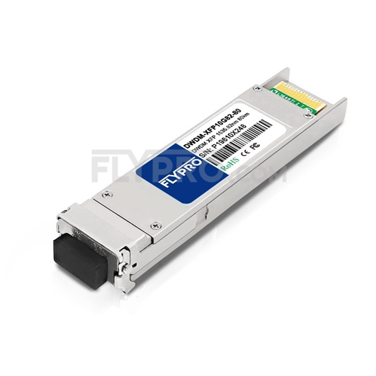 Picture of Enterasys Networks C52 10GBASE-52-XFP Compatible 10G DWDM XFP 1535.82nm 80km DOM Transceiver Module