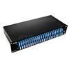 Picture of 96 Channels CH15-CH62, LC/UPC, Dual Fiber DWDM Mux Demux, AAWG, FMU 2U Rack Mount