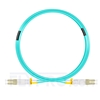 Picture of 10m (33ft) LC UPC to LC UPC Duplex OM4 Multimode LSZH 2.0mm Fiber Optic Patch Cable