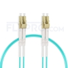 Picture of 2m (7ft) LC UPC to LC UPC Duplex OM4 Multimode LSZH 2.0mm Fiber Optic Patch Cable