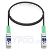 Picture of 1m (3ft) Extreme Networks 10411 Compatible 100G QSFP28 Passive Direct Attach Copper Twinax Cable