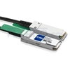 Picture of 5m (16ft) Extreme Networks 10414 Compatible 100G QSFP28 Passive Direct Attach Copper Twinax Cable