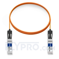 Picture of 3m (10ft) Arista Networks AOC-S-S-10G-3M Compatible 10G SFP+ Active Optical Cable