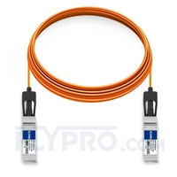 Picture of 15m (49ft) Arista Networks AOC-S-S-10G-15M Compatible 10G SFP+ Active Optical Cable