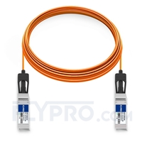 Picture of 20m (66ft) Arista Networks AOC-S-S-10G-20M Compatible 10G SFP+ Active Optical Cable