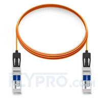 Picture of 5m (16ft) Brocade 10G-SFPP-AOC-0501 Compatible 10G SFP+ Active Optical Cable