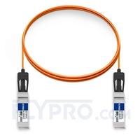 Bild von Brocade 10G-SFPP-AOC-0301 Kompatibles 10G SFP+ Aktives Optisches Kabel (AOC), 3m (10ft)