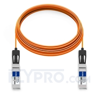 Picture of 30m (98ft) Cisco SFP-10G-AOC30M Compatible 10G SFP+ Active Optical Cable