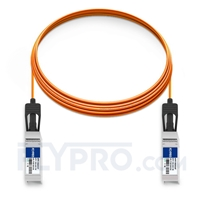Picture of 7m (23ft) Dell Force10 CBL-10GSFP-AOC-7M Compatible 10G SFP+ Active Optical Cable