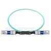 Picture of 1m (3ft) Juniper Networks JNP-25G-AOC-1M Compatible 25G SFP28 Active Optical Cable