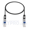 Picture of 1m (3ft) Brocade XBR-TWX-0101 Compatible 10G SFP+ Active Direct Attach Copper Twinax Cable