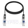 Bild von Dell (Force10) CBL-10GSFP-DAC-6M Kompatibles 10G SFP+ Passives Kupfer Twinax Direct Attach Kabel (DAC), 6m (20ft)