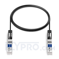 Picture of 2.5m (8ft) Generic Compatible 10G SFP+ Passive Direct Attach Copper Twinax Cable 30AWG