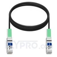Bild von Arista Networks CAB-Q-Q-10M Kompatibles 40G QSFP+ Aktives Kupfer Direct Attach Kabel (DAC), 10m (33ft)