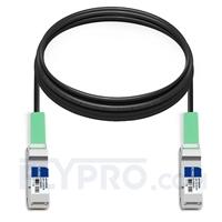 Bild von Arista Networks CAB-Q-Q-6M Kompatibles 40G QSFP+ Passives Kupfer Direct Attach Kabel (DAC), 6m (20ft)