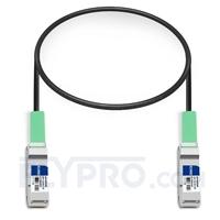 Picture of 0.5m (2ft) Cisco QSFP-H40G-CU50CM Compatible 40G QSFP+ Passive Direct Attach Copper Cable