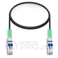 Bild von Generisch Kompatibles 40G QSFP+ Passives Kupfer Direct Attach Kabel (DAC), 1m (3ft)