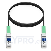 Bild von Generisch Kompatibles 40G QSFP+ Aktives Kupfer Direct Attach Kabel (DAC), 3m (10ft)