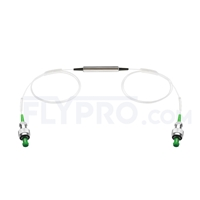 Picture of 1M 1310nm Jacket Tube Standard Size Optical Isolator FC
