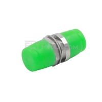 Bild von FC/APC auf FC/APC Simplex Singlemode kleines D LWL-Adapter/Führungshülse ohne Flansch