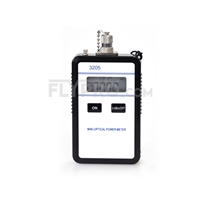 Bild von OPM-205A Handheld Optical Power Meter(-70~+6dBm) with 2.5mm FC/SC/ST Connector