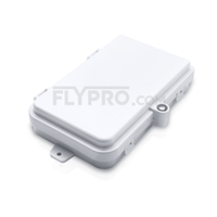 Picture of 6 Ports FTB-106C Wall Mounted Fiber Terminal Box Without Pigtails and Adapters