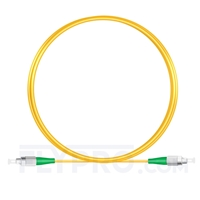 Bild von 2M(7ft))1550nm FC APC Simplex Slow Axis Single Mode PVC-3.0mm (OFNR) 3.0mm Polarization Maintaining Fiber Optic Patch Cable