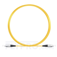 Bild von 2M(7ft))1550nm FC UPC Simplex Slow Axis Single Mode PVC-3.0mm (OFNR) 3.0mm Polarization Maintaining Fiber Optic Patch Cable