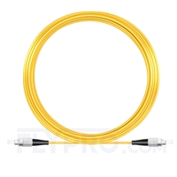 Picture of 20M(66ft)1550nm FC UPC Simplex Slow Axis Single Mode PVC-3.0mm (OFNR) 3.0mm Polarization Maintaining Fiber Optic Patch Cable