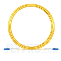 Picture of 20M(66ft)1550nm LC UPC Simplex Slow Axis Single Mode PVC-3.0mm (OFNR) 3.0mm Polarization Maintaining Fiber Optic Patch Cable