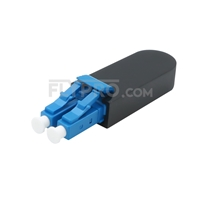 Picture of LC/UPC Duplex PVC 9/125 Single Mode Fiber Loopback Module