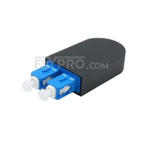 Picture of SC/UPC Duplex PVC 9/125 Single Mode Fiber Loopback Module