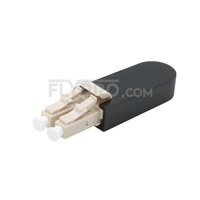Picture of LC/UPC Duplex PVC OM1 62.5/125 Multimode Fiber Loopback Module