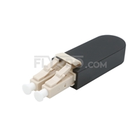Picture of LC/UPC Duplex PVC OM4 50/125 Multimode Fiber Loopback Module