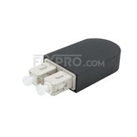 Picture of SC/UPC Duplex PVC OM1 62.5/125 Multimode Fiber Loopback Module