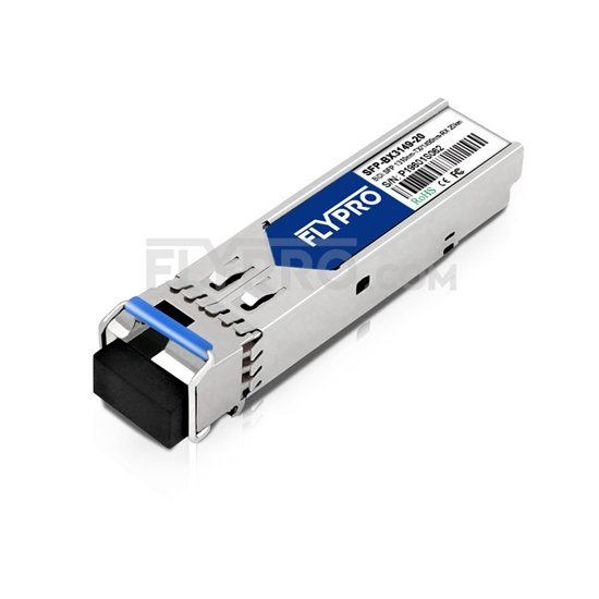Bild von Calix 100-01957 Kompatibles 1000Base-BX SFP 1310nm-TX/1490nm-RX 20km SMF(LC Single) DOM Optische Transceiver