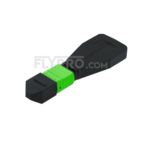 Picture of 12 Fibers MTP®/MPO Female Type 1 9/125 Single-Mode Fiber Loopback Module