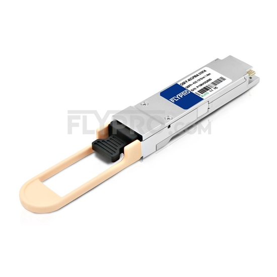 Bild von Transceiver Modul mit DOM - MRV QSFP-40G-PIR4 Kompatibel 40GBASE-PLRL4 QSFP+ 1310nm 1,4km MTP/MPO