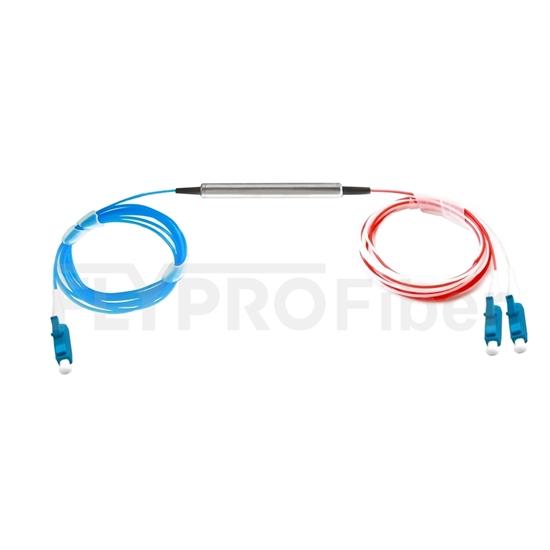 Picture of FLYPROFiber 3 Ports LC/UPC Polarization Insensitive Optical Circulator 1310nm