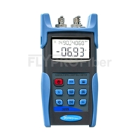Picture of FLYPROFiber OPM-209C Power Meter + Laser Source Handheld Optical Multimeter with 2.5mm FC/SC/ST Connector