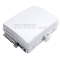 Bild von FDB-0324 1x16 PLC Blockless Fiber Splitter Outdoor Distribution Box Without Pigtails and Adapters