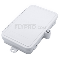 Bild von 4 Ports FTB-104C-S Wall Mounted Fiber Terminal Box Without Pigtails and Adapters