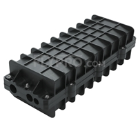 Picture of 96 Fibers 3In-3Out GJS-04-8 Series Horizontal Fiber Optic Splice Closures
