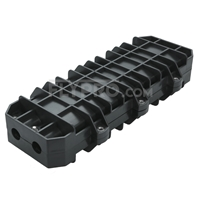 Picture of 96 Fibers 2In-2Out GJS-04-1 Series Horizontal Fiber Optic Splice Closures